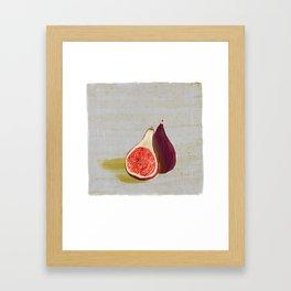 Figs Framed Art Print