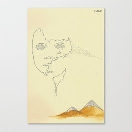 fromdust Canvas Print