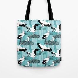 Storks Tote Bag