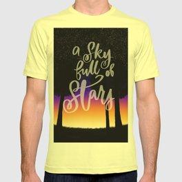 A sky full of stars T-shirt