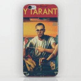 BOBBY TARANTINO II - LOGIC iPhone Skin