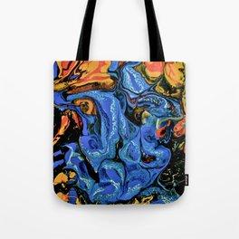 Color Explosion 4 Tote Bag