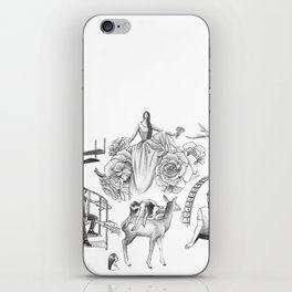 Ink Thoughts Six iPhone Skin