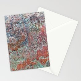Ancient Metallics Stationery Cards