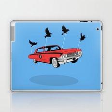 Four Wheel Fly Laptop & iPad Skin