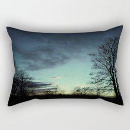 Old Glasgow Town Rectangular Pillow