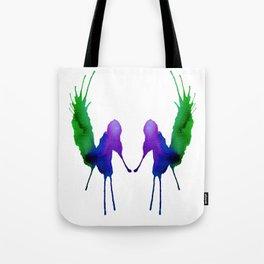 Shake ya tail feather Tote Bag