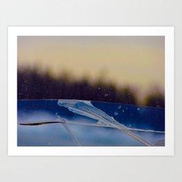 Mend VIII Art Print