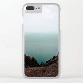 Element: Water (004) Clear iPhone Case