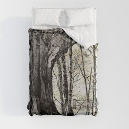 Trees have long thoughts, Duvet Cover