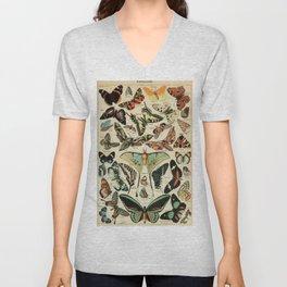 Butterfly Chart Unisex V-Neck