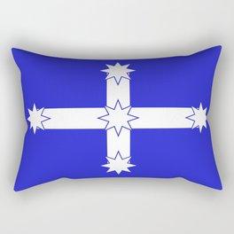 Australian Eureka Flag Rectangular Pillow