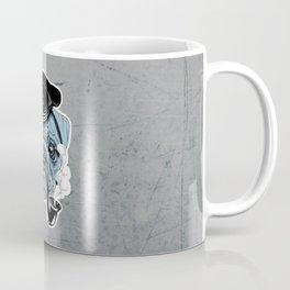 Sailor Pug Coffee Mug