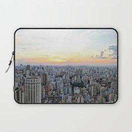 Sao Paulo Aerial Laptop Sleeve