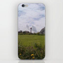 Photography of an Angel. iPhone Skin