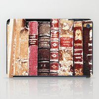 books iPad Cases featuring Books by Regan's World