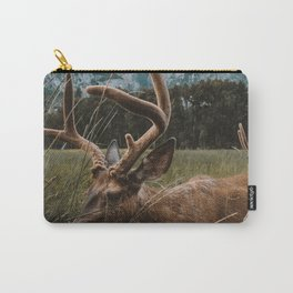 Deer in Yosemite Valley Carry-All Pouch
