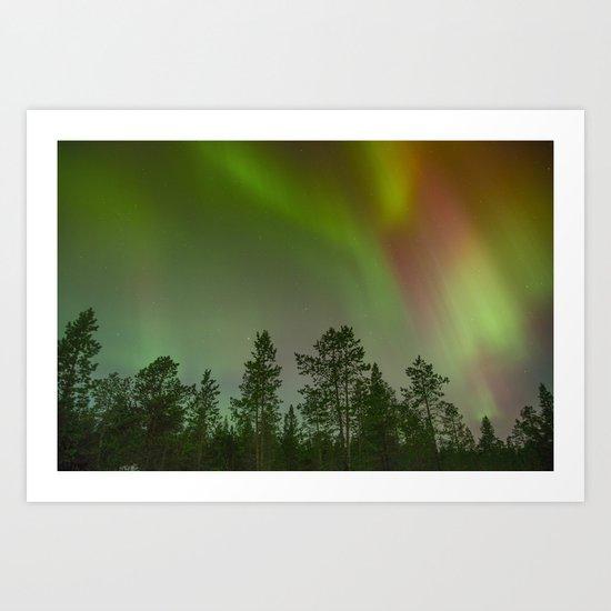 Aurora VI Art Print