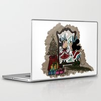 minnie Laptop & iPad Skins featuring Minnie Mouses by carotoki art and love
