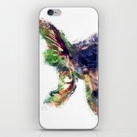 moose iPhone & iPod Skins featuring Moose by jbjart