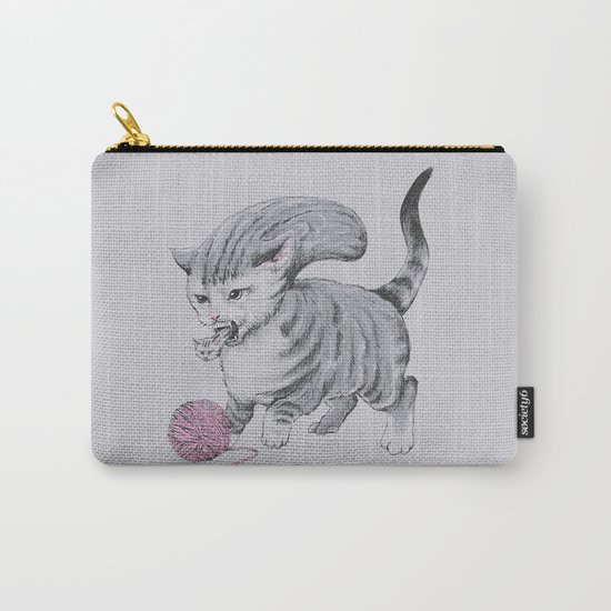Kittehmorph Carry-All Pouch