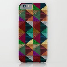 Cylinders and Bricks iPhone 6s Slim Case