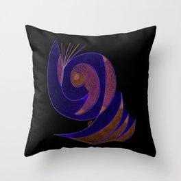 Aura II Throw Pillow