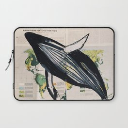 Frontiers of Cultivation 2.0 Laptop Sleeve