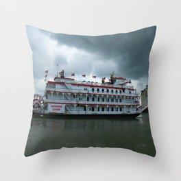 Georgia Queen Throw Pillow