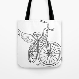 Dream Bike Tote Bag