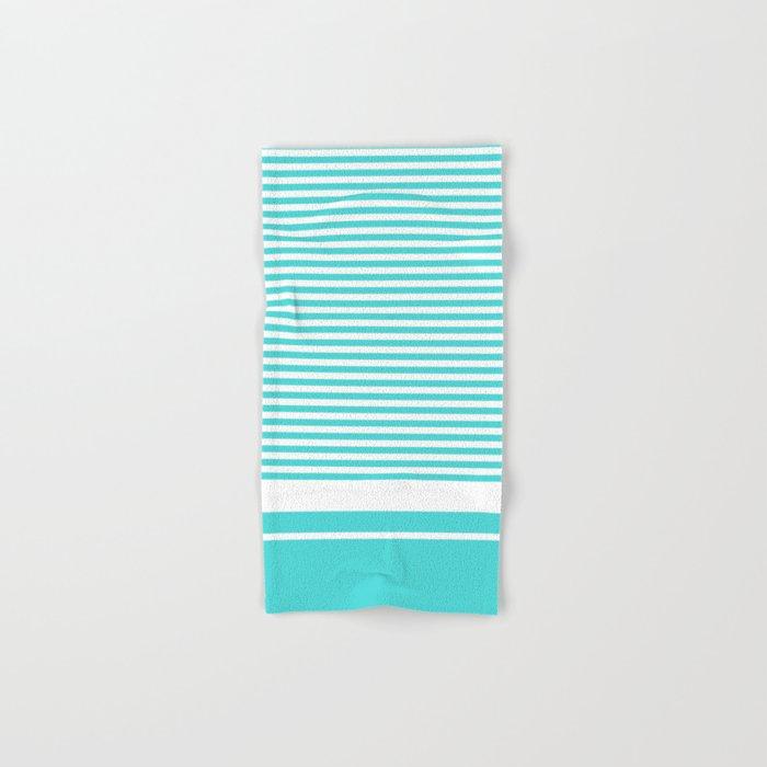 Vintage T-shirt No16 Hand & Bath Towel