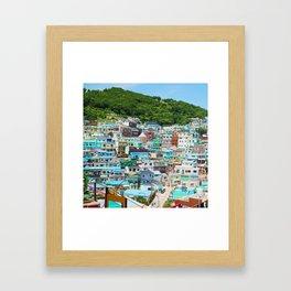 Korea Busan Framed Art Print