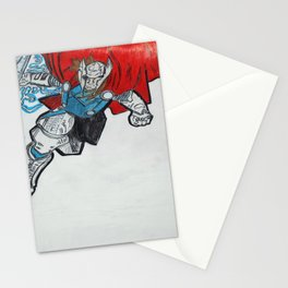 Lord of Thunder Stationery Cards