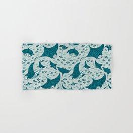 Manta ray Hand & Bath Towel