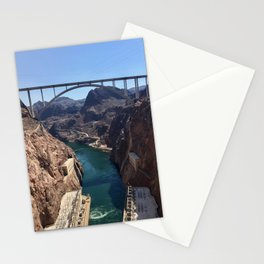 Hoover Dam Stationery Cards
