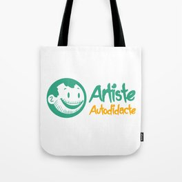 Artiste Autodidacte 1 Tote Bag