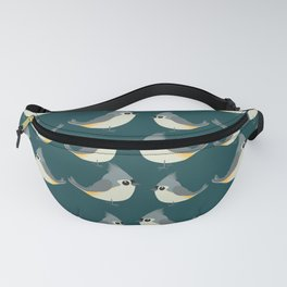 Tufted titmouse Fanny Pack