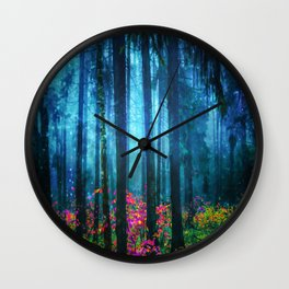 Magicwood #Night Wall Clock