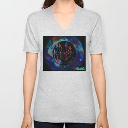 Shroom World Unisex V-Neck