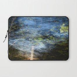Speedy Trees 3 Laptop Sleeve