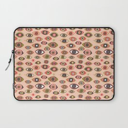 Pattern Project #16 / Hungry Eyes Laptop Sleeve