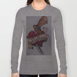 Jack the ripper Long Sleeve T-shirt