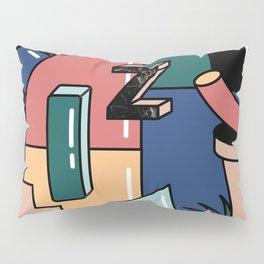 Shape Set no.2 Pillow Sham