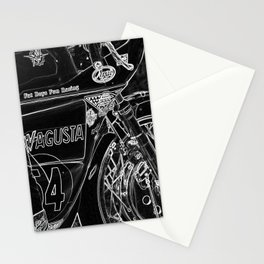 Motorcycle 1 Stationery Cards