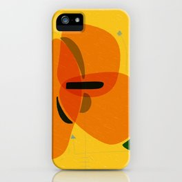 Horizons | Happy art | Wall art iPhone Case
