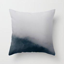 mass Throw Pillow