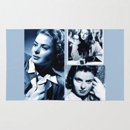 Ingrid - Ladies and Gentlemen, Ingrid Bergman Rug