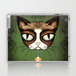 Grumpy Kato Laptop & iPad Skin