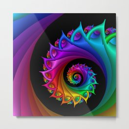 life is colorful -1- Metal Print