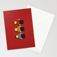 Fascinating Captain Stationery Cards